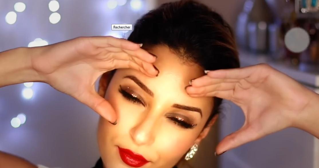 maquillage-simple-rapide-fête